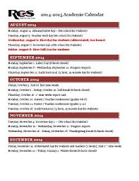 rutherford county schools calendar 2014 15 calendar