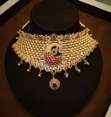 neck necklace gold images 25 amazing collection gold choker necklace designs styles at life jpg