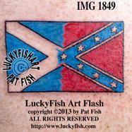scots rebel flag tattoo design u2013 luckyfish art