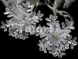 28pcs snowflake string led light l festival deco tmart