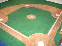 Baseball Area Rug Baseball Field Rug Popular Pretentious Unthinkable Rugs Pinterest