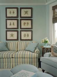 full image for beach house round dining table coastal cottage