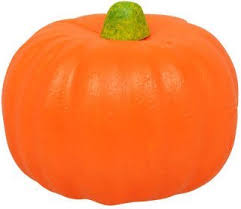 foam pumpkins carvable foam pumpkins 5 754 5 inches by dollar daze