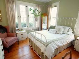 bedroom idea for country bedroom furniture with wrought iron bed