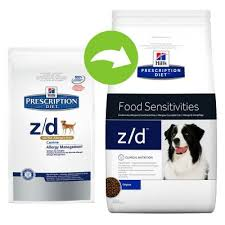 hill u0027s prescription diet canine z d food sensitivities great deals