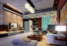 Some Useful Lighting Ideas For Living Room Interior Design - Living room lighting design