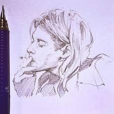 it u0027s kurt cobain u0027s birthday sketches pinterest kurt cobain