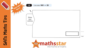 multiplication questions key stage 2 sats question multiplication