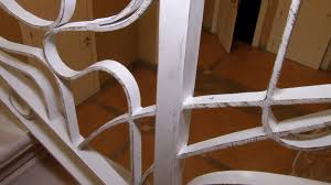 the staircase with wrought iron railing view showcase of modern