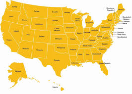 Images Of The Usa Map by How Big Is The Usa Market Mark Loveys