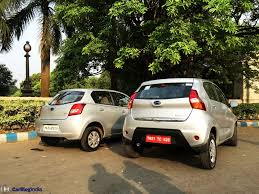 nissan datsun hatchback renault kwid vs datsun redi go vs wagon r vs alto k10 comparison