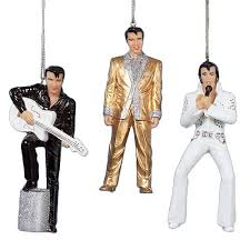 elvis 5 inch resin ornaments kurt s adler elvis
