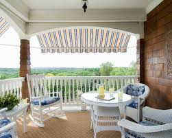 Awning Furniture Cloth Porch Awning Houzz