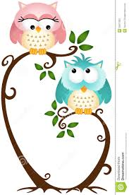 owl in a tree clipart clipartxtras