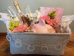 the 25 best engagement gift baskets ideas on pinterest