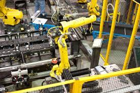 automotive robotics in car assembly acieta