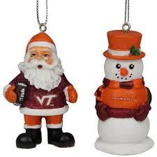 virginia tech decor va tech hokies ornaments