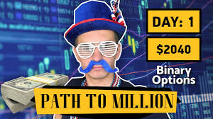 binary options trading path to 1 000 000 day 1 youtube