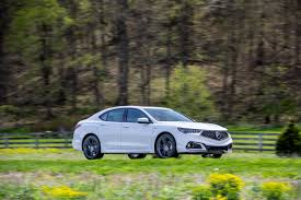 2018 acura tlx gas mileage the car connection