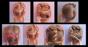 pictures of salon hairstyles for 8 yr old girl creative hairstyle ideas for little girls kidz kutz n more
