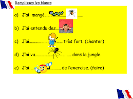 ks2 french personality adjectives literacy reading and