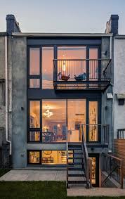 row home books cats and melon popsicle brooklyn row house revamp full of