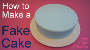 cake how to how to make a cake or dummy cake covering a styrofoam dummy