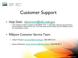 usda customer help desk nifa planning accountability and reporting ppt download