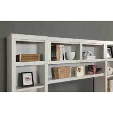 sauder library bookcase library u0026 wall bookcases hayneedle