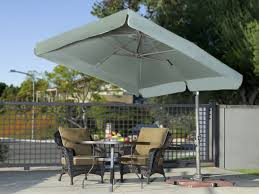 Patio Offset Umbrellas Offset Umbrella Patio Rainwear