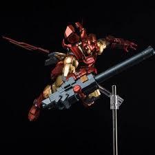 Iron Man House D4toys Announces Iron Man Figure In House Of M Style Bleeding