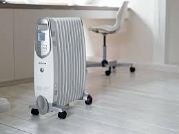 quel type de radiateur electrique pour une chambre chauffage d appoint lequel choisir décoration