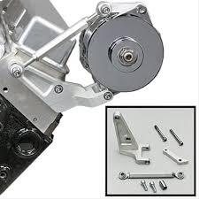 corvette alternator bracket can t install alternator bracket with stainless headers