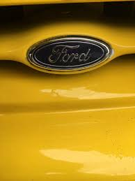 Old Ford Truck Emblems - ford mustang lx front oval grille emblem e9zz8a223a 87 93 lx
