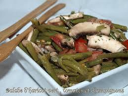 cuisiner haricots verts frais cuisiner les haricots verts frais salade d haricot vert