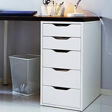 meuble bas bureau d coratif meuble rangement bureau ikea caissons 20 c3 a0 20tiroirs