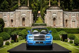 rolls royce outside rolls royce phantom drophead coupé waterspeed collection arrives