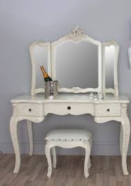 a gorgeous french provincial style cream dressing table free