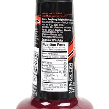 raspberry margarita finest call premium raspberry puree drink mixer 1 liter