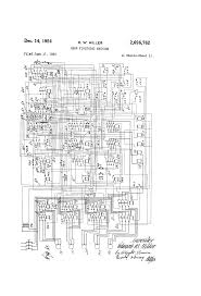 Honda Cr 125 Wiring Diagram Patent Us2696762 Gear Finishing Machine Google Patents