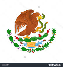best 15 stock vector eagle symbol of the mexican flag cdr