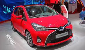 toyota yaris all models 2016 toyota yaris for europe shown at frankfurt motor