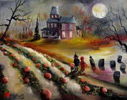 halloween haunted house haunted art pinterest halloween
