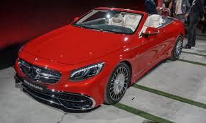 maybach mercedes jeep 2018 mercedes maybach s650 cabriolet first look autonxt