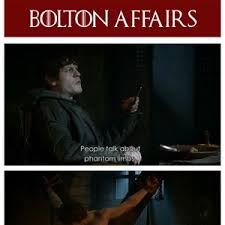 Ramsay Bolton Meme - just ramsay bolton by stefos96 meme center