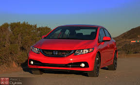 Honda Civic Si Two Door 2015 Honda Civic Si Sedan Review U2013 The Fwd Fr S Video