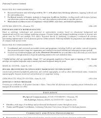 sle resume for patient service associate salary staggering health unit coordinatorme peppapp objective coordinator