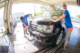 car wash service home
