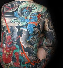 tattoo back japanese 50 japanese back tattoo designs for men traditional ink ideas