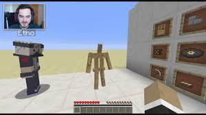 captainsparklez house in mianite minecraft kinect controlled charades w sethbling etho u0026 guude